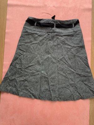 H&M Wollen rok veelkleurig