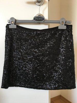 Be only Mini rok zwart