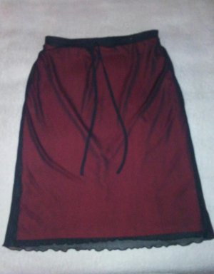 Pimkie Underskirt black-red