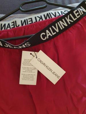 Calvin Klein Jeans Maxi gonna bordeaux