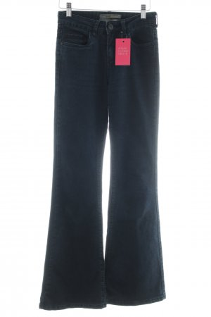 Rock angel Jeans bootcut bleu style d'affaires