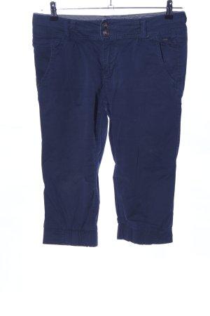 Rock angel Pantalone Capri blu stile casual