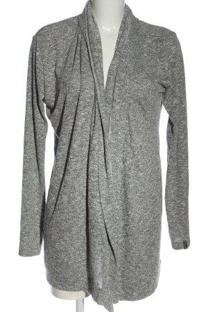 Rock angel Cardigan grigio chiaro puntinato stile casual