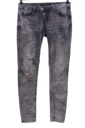 Rock angel Slim Jeans hellgrau Casual-Look