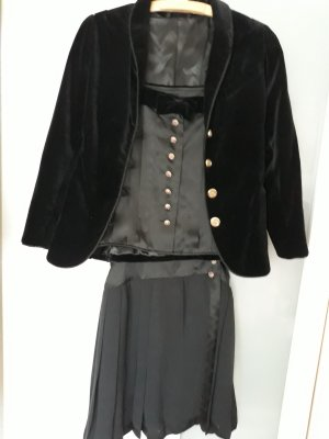 Tailcoat Suit black