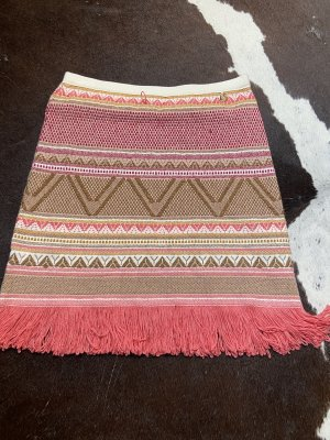 Twinset Knitted Skirt multicolored