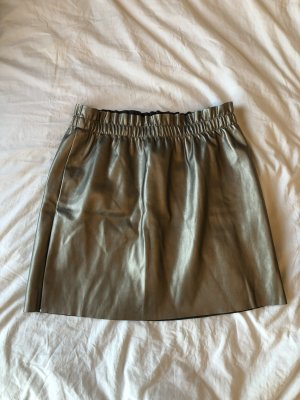 Only Faux Leather Skirt multicolored