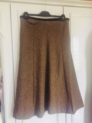 Christian Berg Wool Skirt multicolored