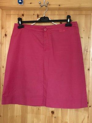 SMOG Midi Skirt pink