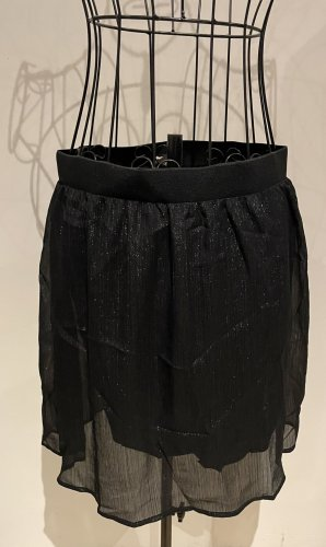 Zalando Pleated Skirt black