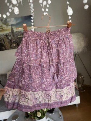 Asos Miniskirt multicolored