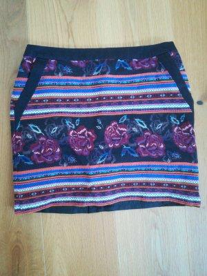 Promod Mini-jupe multicolore