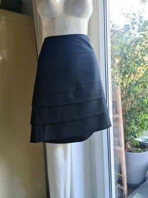Comma Broomstick Skirt black