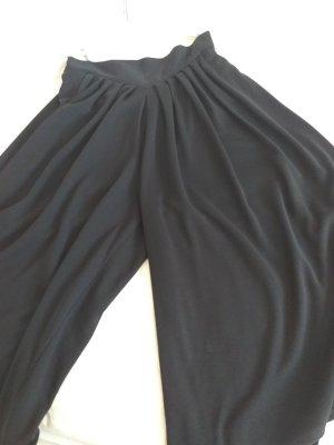 Falda pantalón negro