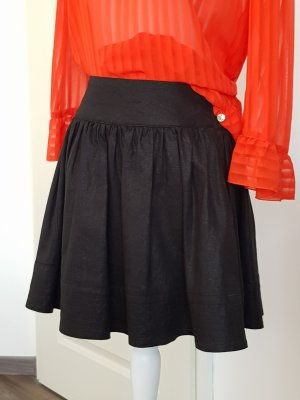 3 Suisses Circle Skirt black