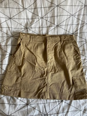 Tally Weijl Cargo Skirt cream