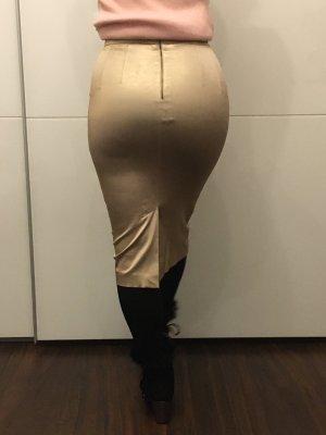 Dolce & Gabbana Ballonrok goud