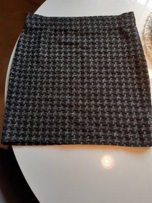 Orsay Jupe stretch noir-beige clair