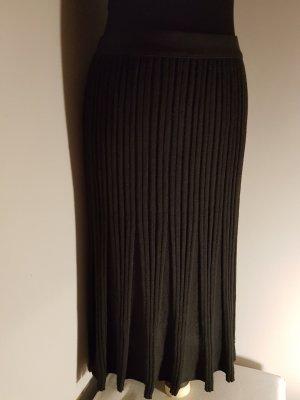 Knitted Skirt black