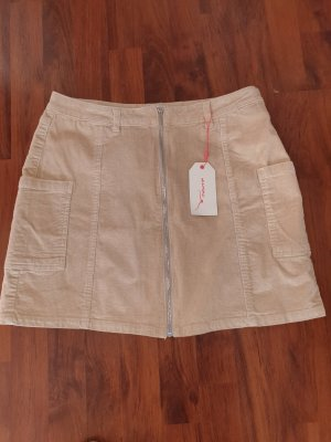 Cargo Skirt light brown