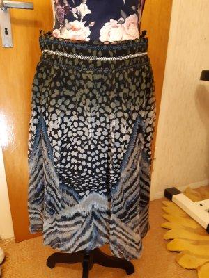 BC Collection Mini-jupe blanc-noir