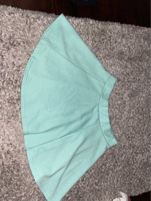 H&M Divided Stretch Skirt baby blue-light blue