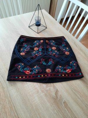C&A Pencil Skirt multicolored viscose