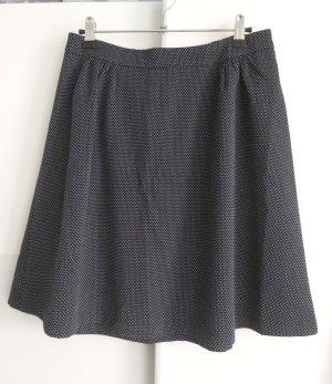About You Minifalda blanco-negro