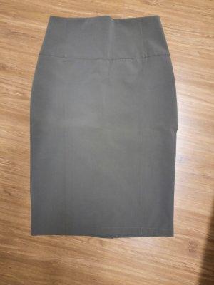 Balloon Skirt grey brown