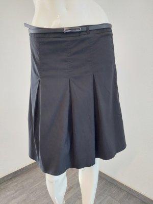 Esprit Spódnica midi czarny