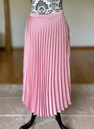 Amisu Pleated Skirt multicolored