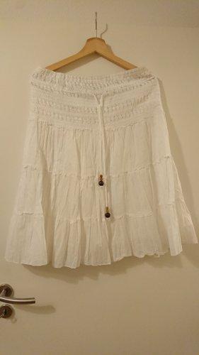 Yessica Spódnica midi biały