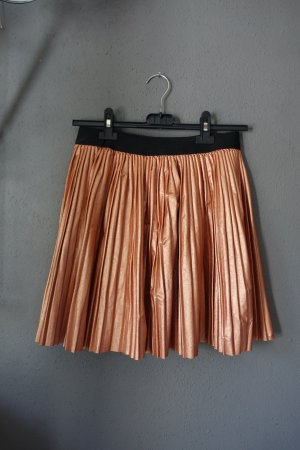 Vicolo Pleated Skirt multicolored polyamide