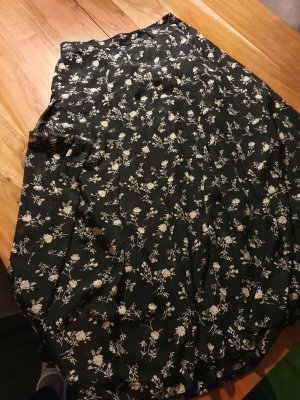 Atelier Gardeur Plaid Skirt black-beige