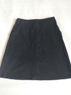 Warehouse Minifalda negro