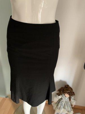 Comma Spódnica z godetami czarny