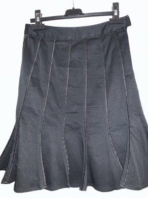 Armani Jeans Mini rok zwart