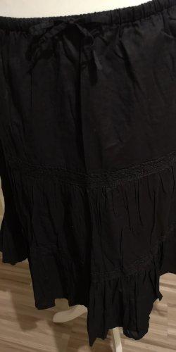 rainbow collection Crash Skirt black