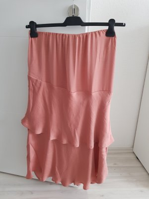 Bodyflirt Broomstick Skirt dusky pink