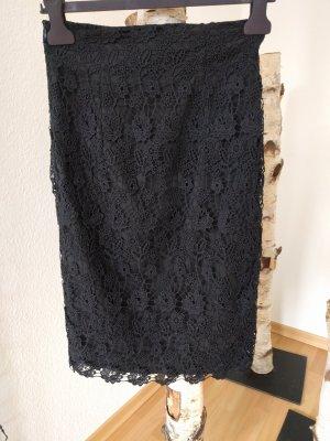 Vogue Lace Skirt black