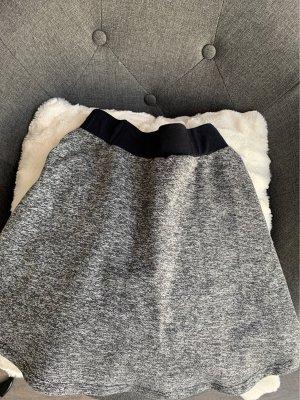 Skaterska spódnica szary-jasnoszary