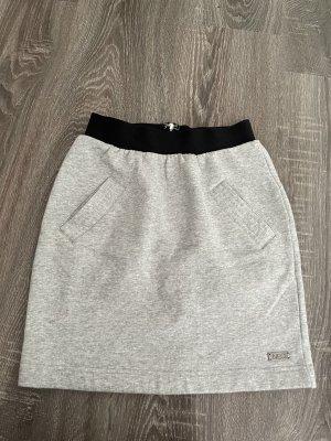 Adidas NEO Spódnica z dzianiny jasnoszary