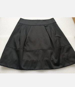 Hallhuber Mini-jupe noir