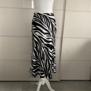 Rock Hallhuber Zebra 36 *Neu* Midi