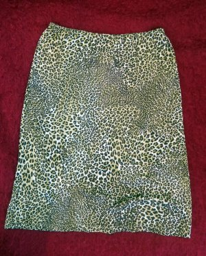 Hennes Collection by H&M Miniskirt sand brown polyester