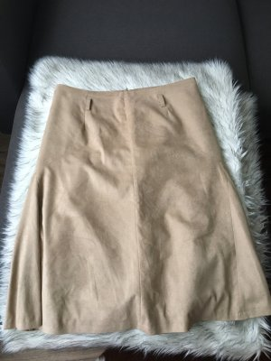 Barisal Flared Skirt nude