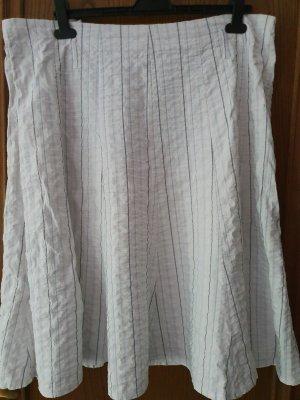 M&S Spódnica ze stretchu biały