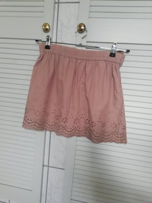 AJC Mini rok stoffig roze