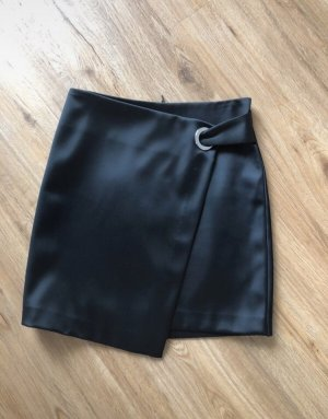H&M Jupe en soie noir