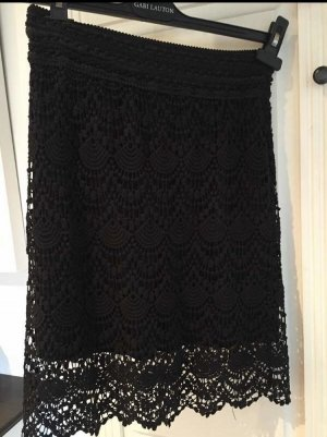 Knitted Skirt black